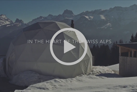 In the heart of Swiss Alps - Eacons